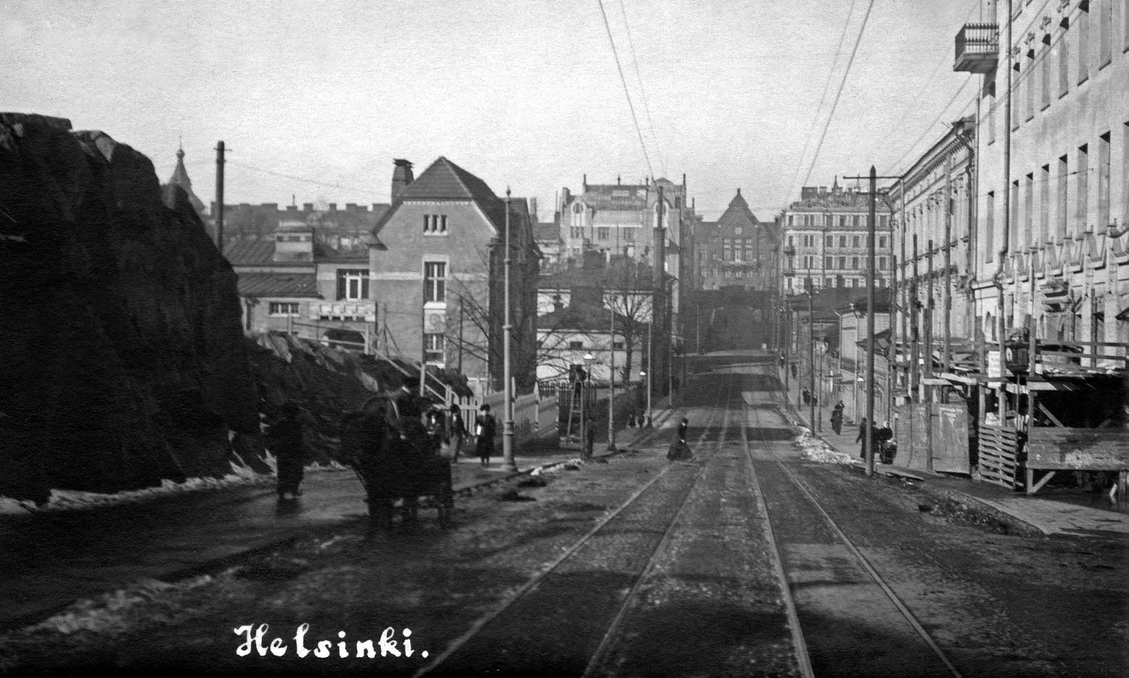 Helsinki 1800-Luvulla
